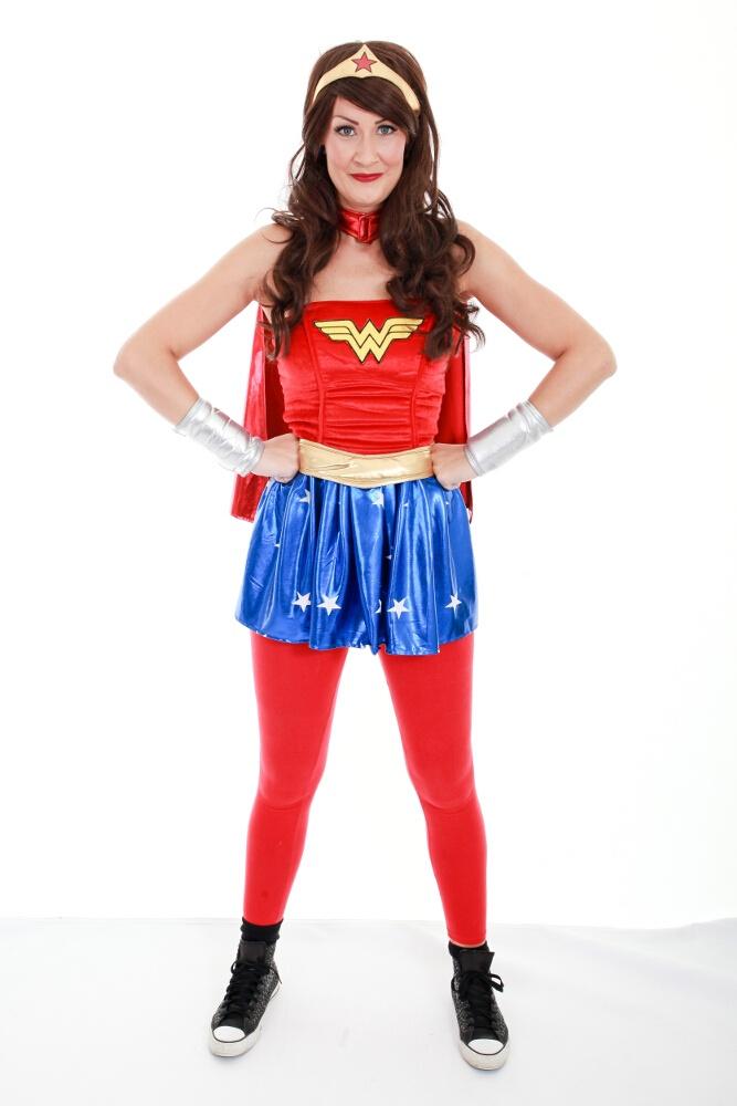 Ruby Rascals Superhero party 2