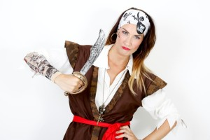 Ruby Rascals Pirate party